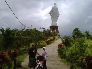 Wisata Patung Bunda Maria Di Nilo Maumere D Ns Flickr