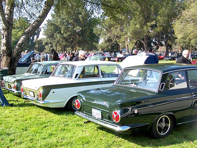 Lotus Cortinas