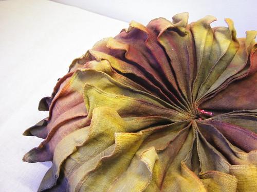 jenny gifford lotus detail | by Lianne Burton