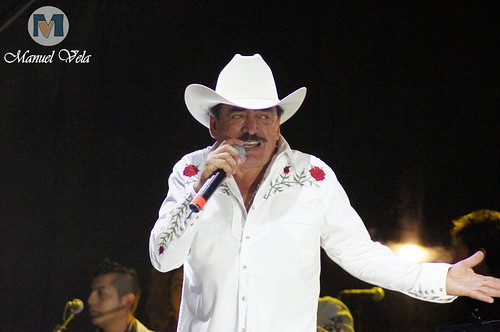 DSC00383 Joan Sebastian 12ª Festival Internacional de Puebla FIP explanada del CCU por LAE Manuel Vela