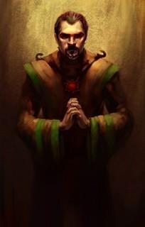 Cleric Fantasy Art