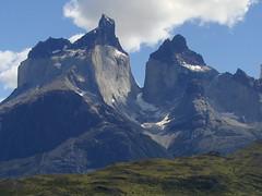 Cuernos del Paine in Torres del Paine