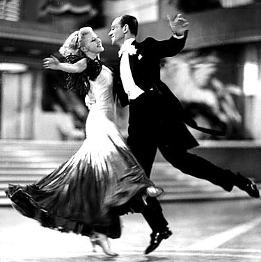The Gay Divorcee-Fred Astaire-Ginger Rogers-dance motion