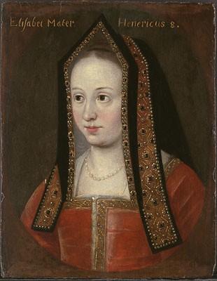 Elizabeth of York, Queen of England, Mother of Henry, Arth