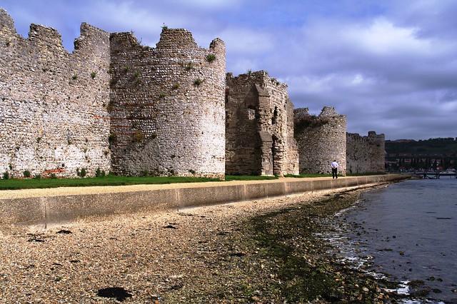 Portchester Castle (2)
