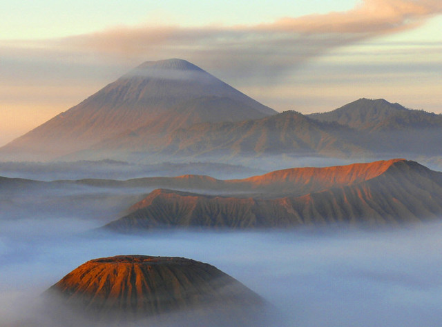 Magical island of Java