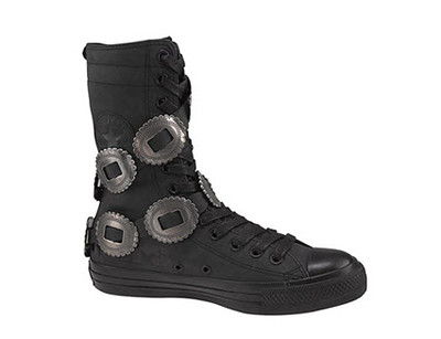 THE DOORS CONVERSE | Black style boot available at Converse ...