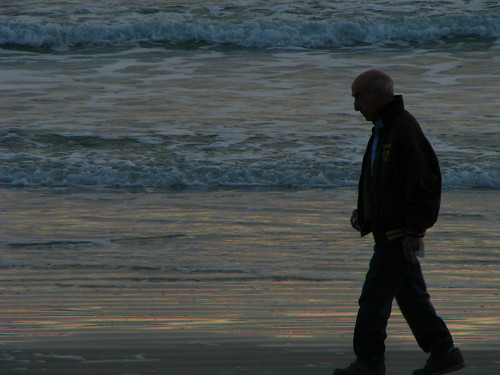 Old Man By The Sea   by Krug6