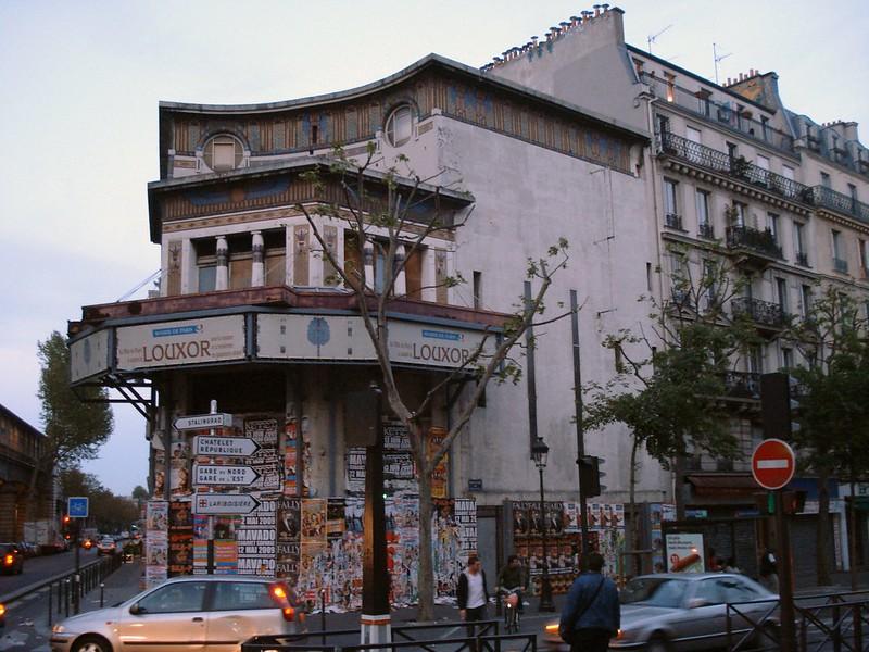 Louxor, Paris