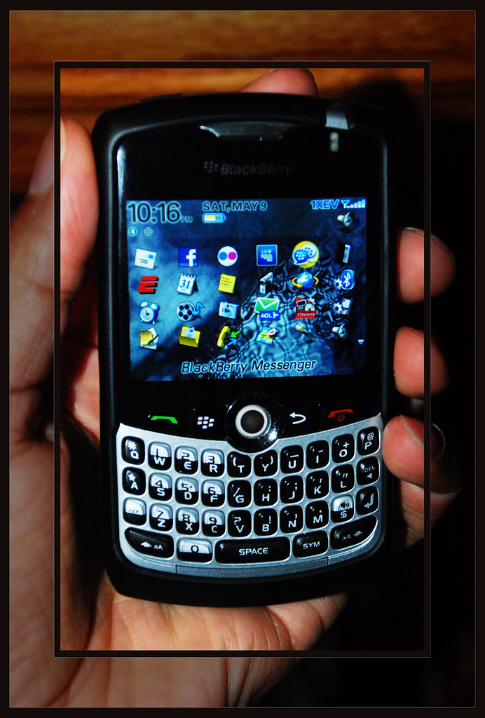 184/365 Blackberry Messenger | I had seen the Blackberry Mes