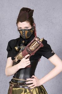 Masked Lady Masked