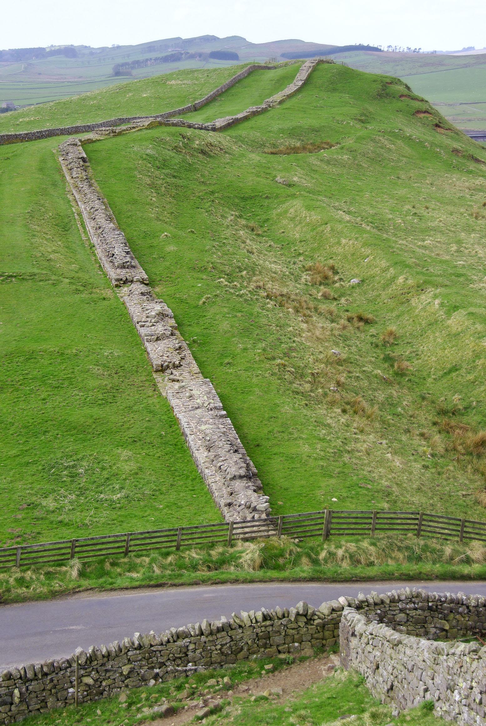 El Mur d'Hadrià / Hadrian's Wall