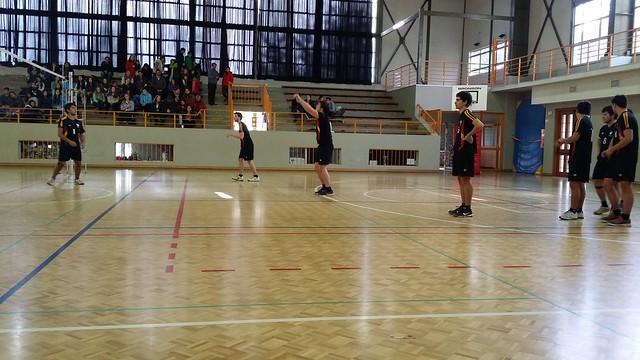 1506 - 17 Vóleibol Liga Escolar