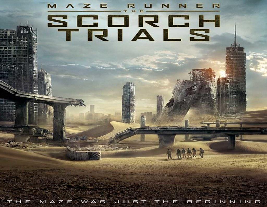 maze runner the scorch trials 1080p