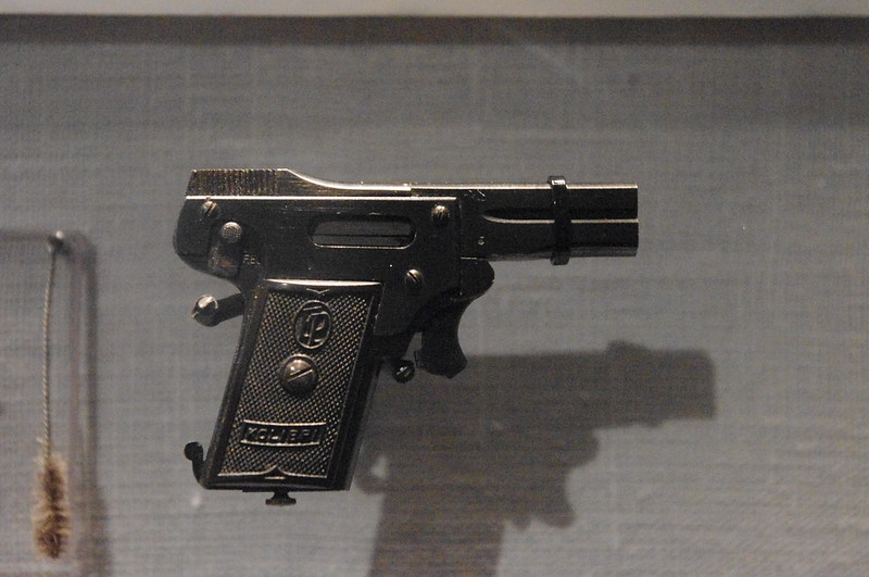 Pistol Kolibri