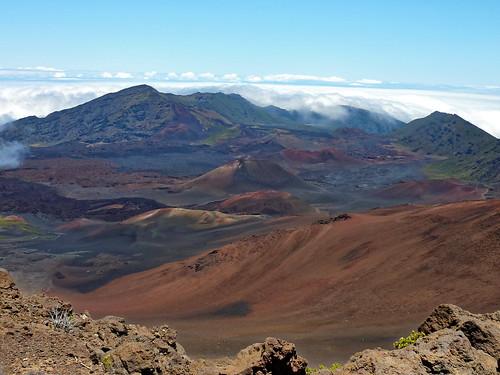 volcano hawaii maui haleakala crater soe flickrtravelaward