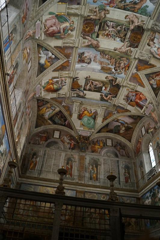 Sixtinische Kapelle (1)