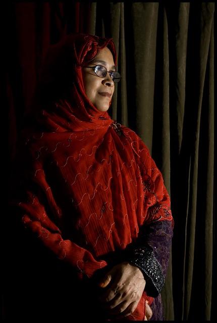 my favorite...her hijab