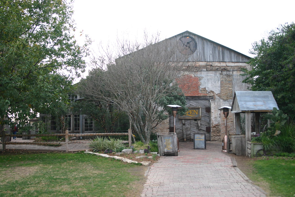 The Grist Mill River Restaurant New Braunfels The Grist M