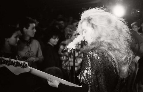 "Tatjana Besson, Die Firma, Berlin 1987<br>Foto © <a href=""http://www.flickr.com/photos/stefan_mai/"">Stefan Mai</a>"