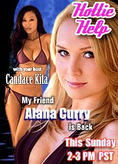 Alana Curry returns to Hottie Help