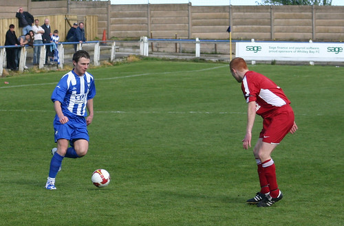 Whitley Bay v Consett  Northern League 2nd May 2009  05 | by whitleybayfc
