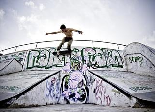 wallride | by Adriano Agulló