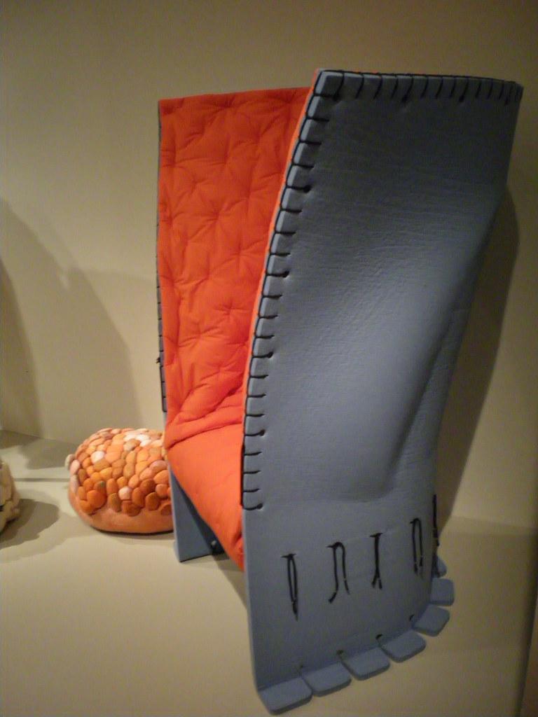 Feltri Chair by Gaetano Pesce for Cassina