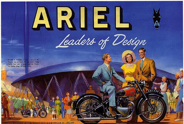 Ariel 1951
