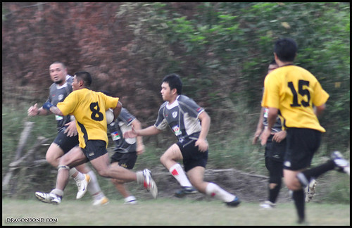 Rugby 09: BYOB vs Knights