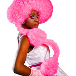 Hair Fashion for Rosemarie Smith - PINK Collection