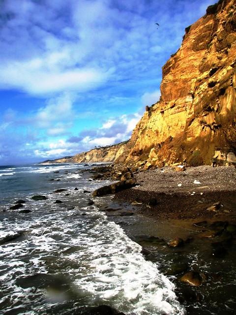 Blacks Beach , California Photography