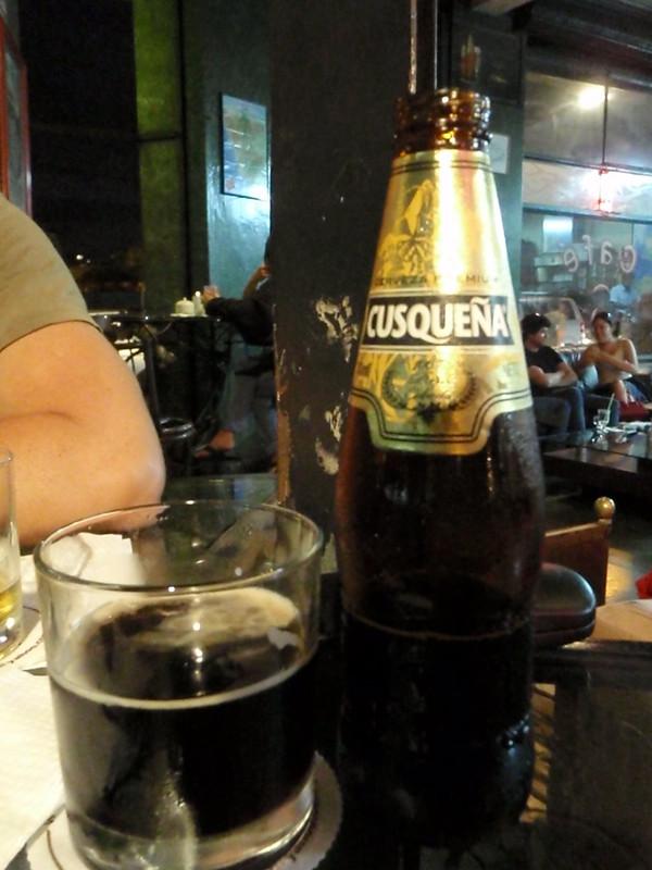 Cusquena Negra, Peru