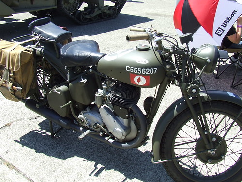 BSA Motorcycle 1 DRW | by Jack Snell - Thanks for over 26 Million Views