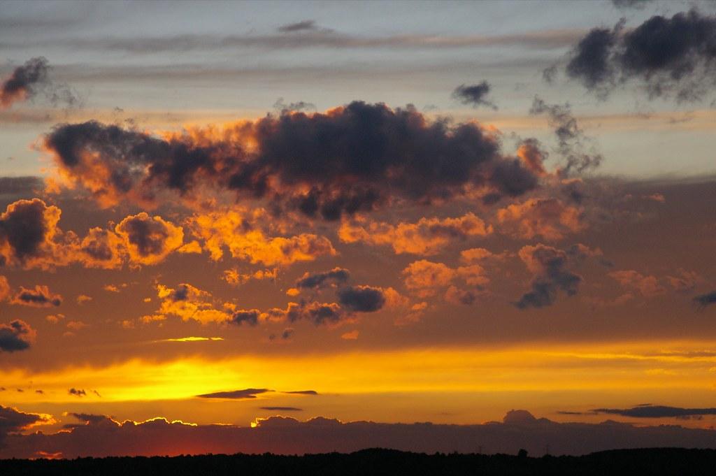 Zachód czerwcowy / June sunset
