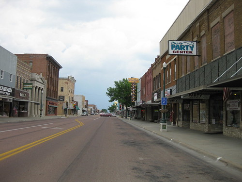 Downtown Mitchell, SD | by puroticorico