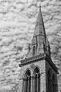 St. Matthias Church Spire, Richmond, Surrey