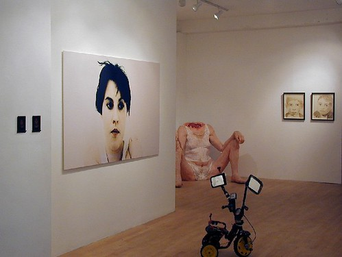 Young Gods, 2004 | Clapham Art Gallery, London