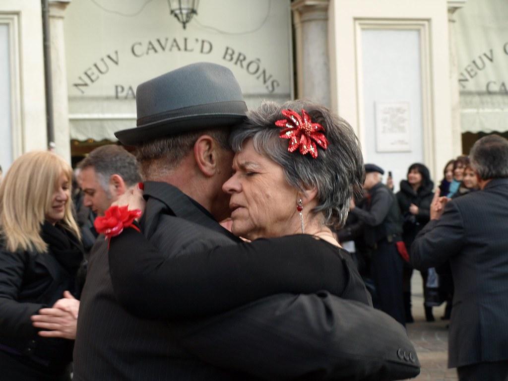 tango querido