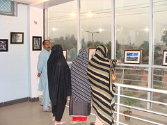 "Visitors to Burewala Photo Exhibition -- ""Other Pakistan"" by Dr. Shahid-Burewala Trekkerz (What Next)"