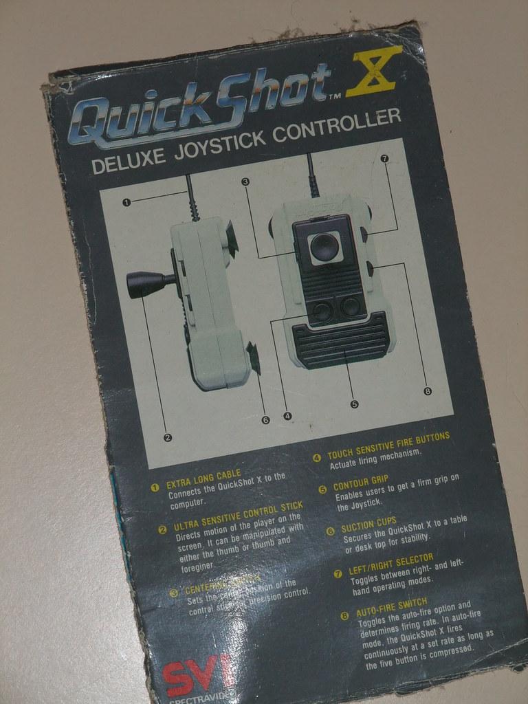 QuickShot X