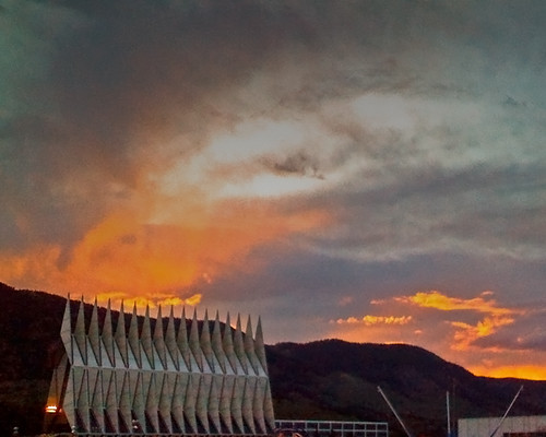 sunset usafa
