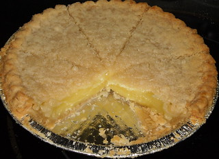 Lemon Crunch Pie Af Dorothysh Flickr