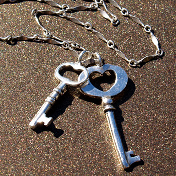 RockLove Double Key | by RockLoveDesigns