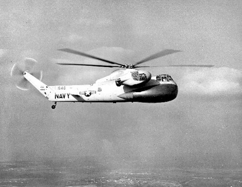 Sikorsky : HR2S-1W | by San Diego Air & Space Museum Archives