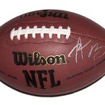 Aaron Rodgers Signed Ball