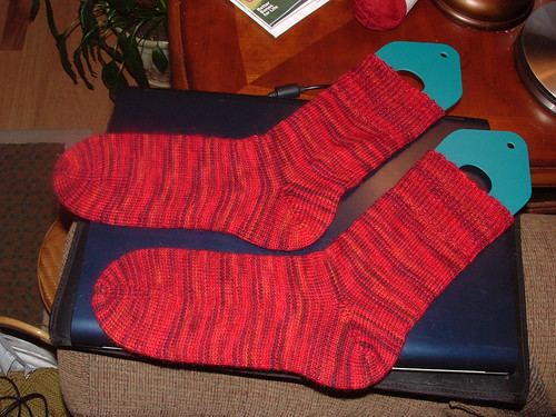 Ruby River Socks | by bkallima