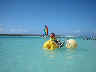 Castaway Cay - Pedal Boat 61 | by Gator Chris