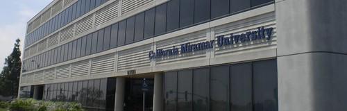 California Miramar University building
