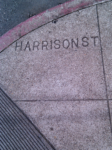 HARR1SON ST [sic] | by chrispcampbell